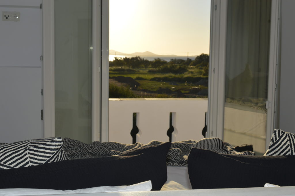 Sea View Naxian Suite